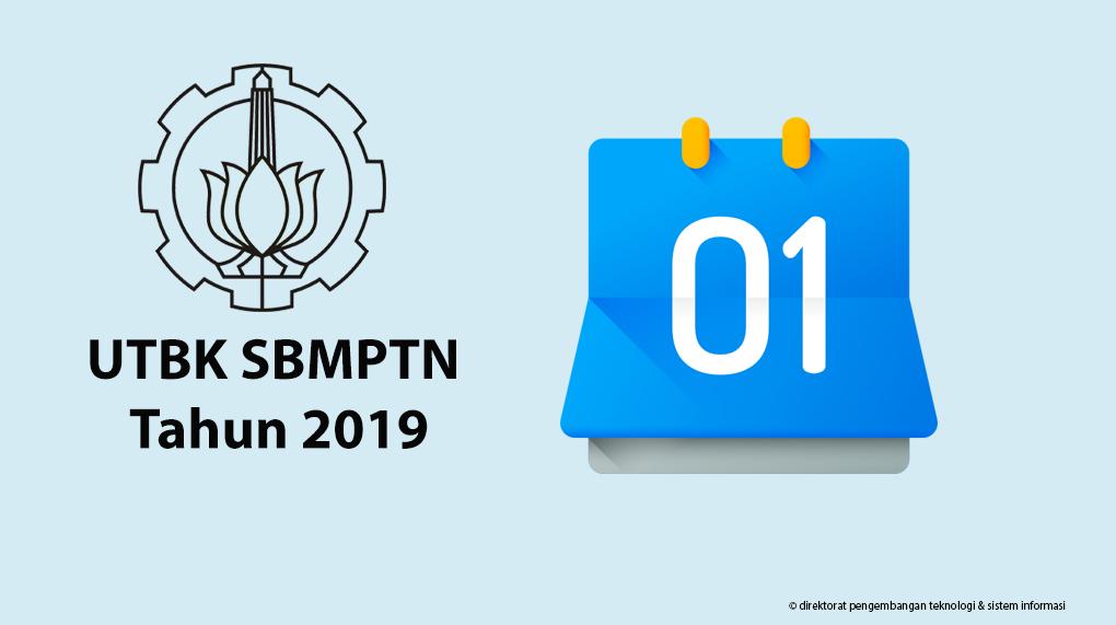 Sbmptn With Computer Based Written Exam Utbk Socialization Year 2019 Dptsi