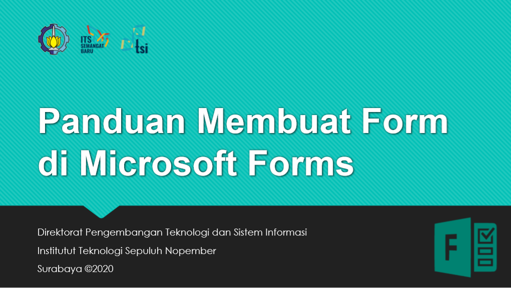 Guide to Making Forms in Microsoft Forms