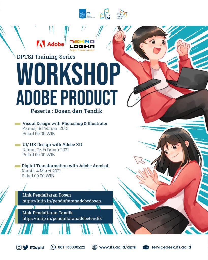 DPTSI Training Series : Visual Design with Photoshop & Illustrator