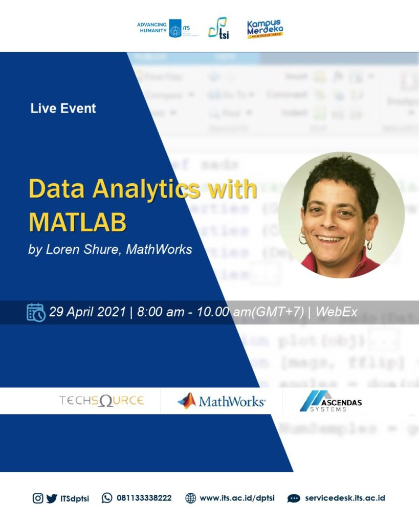 Tour Academic Live Event by MATLAB