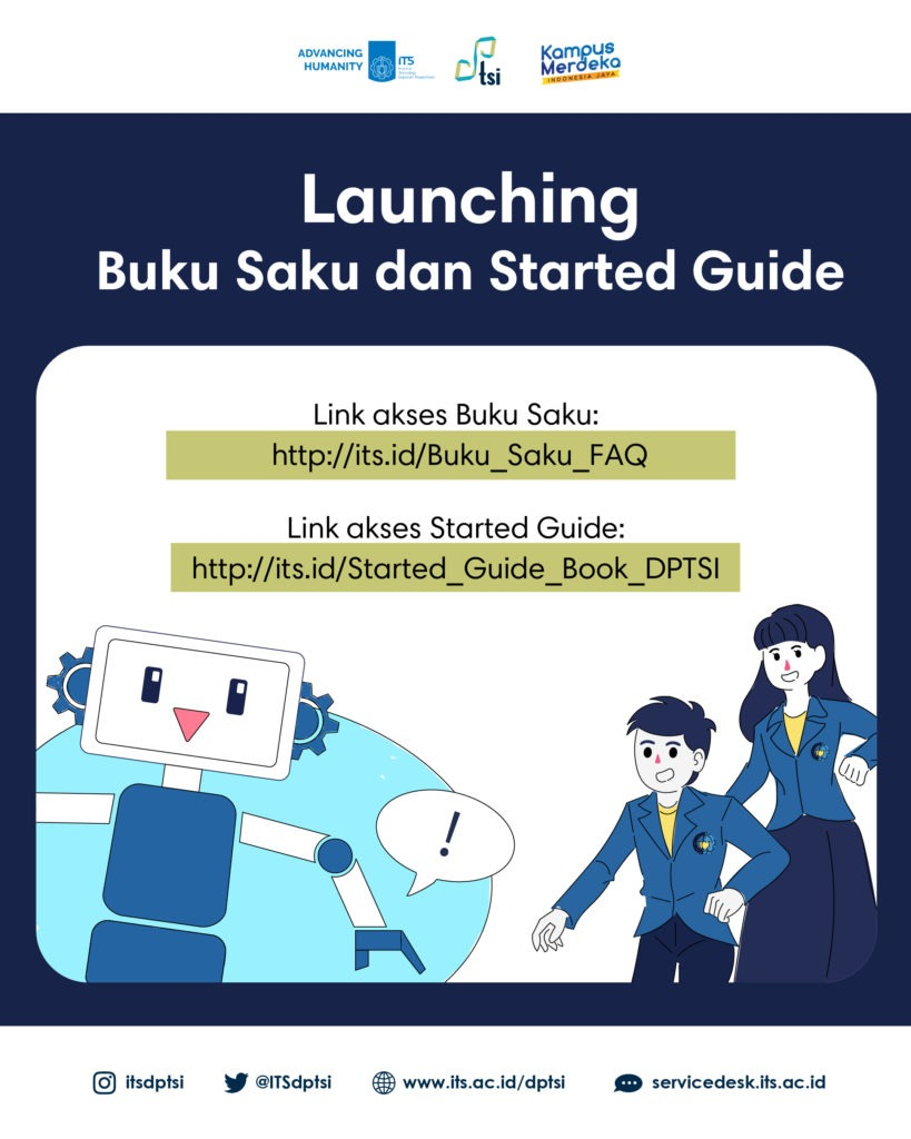 Pocket Book FAQ and Started Guide Book DPTSI Launching