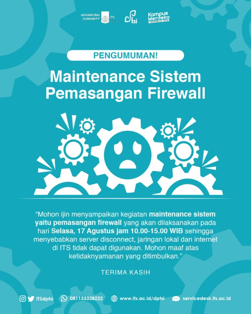 System Maintenance Announcement on August 17, 2021