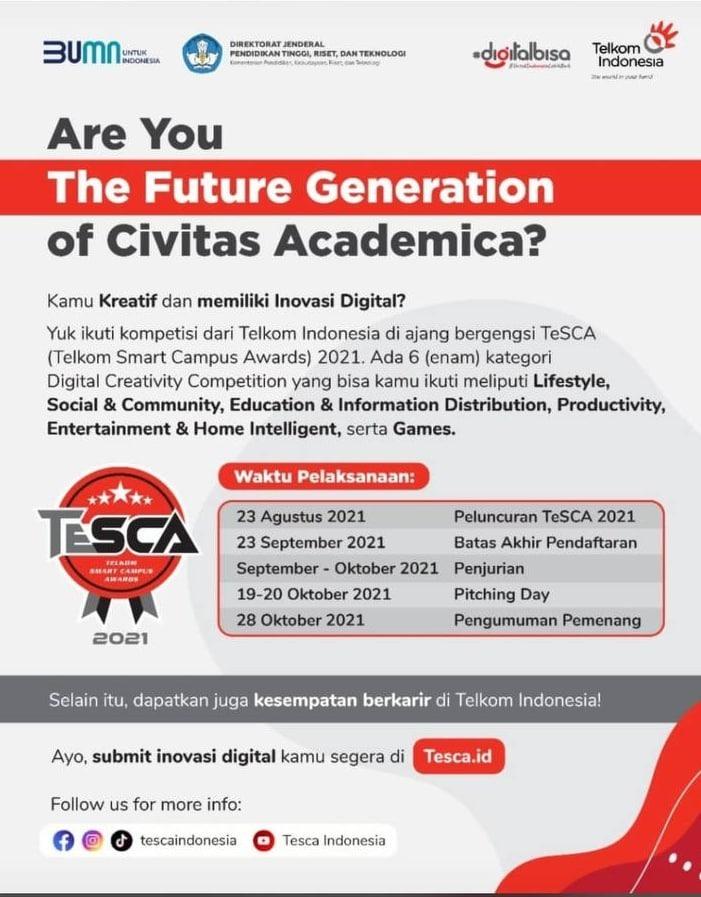 Kompetisi Tesca 2021