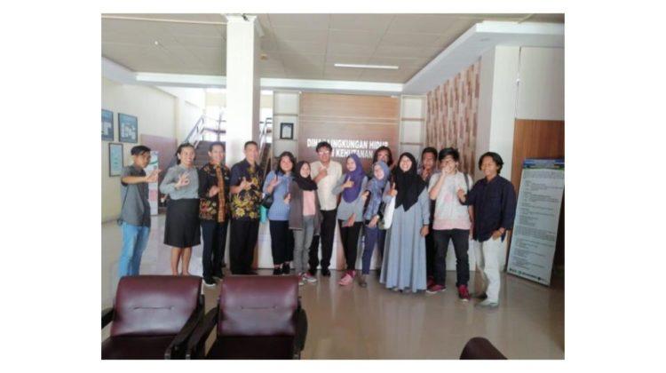 Rapat Mahasiswa KP 1