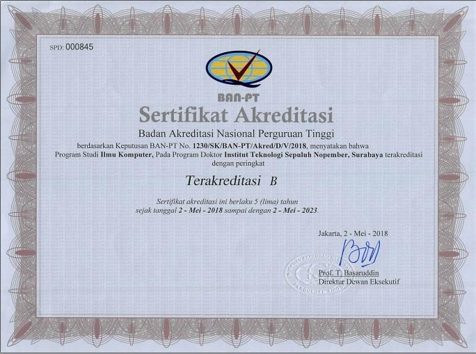 akreditasi s3 2019
