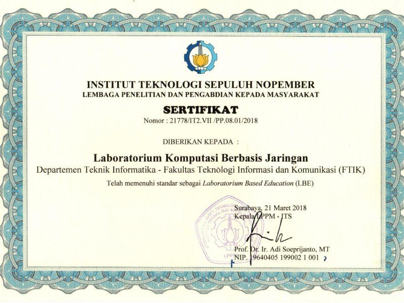 LBE - NCC