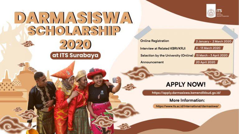 Darmasiswa 2019 at ITS