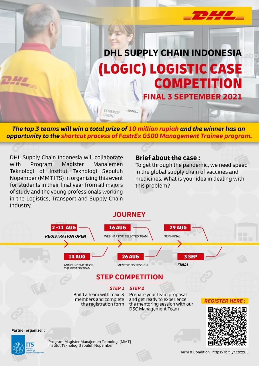 DHL Logistic Case Competition