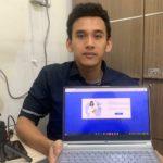 Dukung Digitalisasi di RS, Mahasiswa ITS Kembangkan Aplikasi Berbasis Website