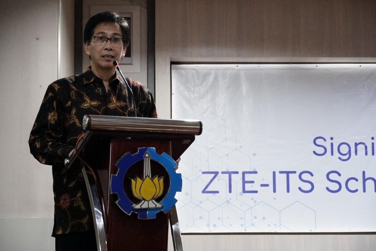 Hasil gambar untuk ITS dan ZTE Kerjasama Perbaiki Mutu Pendidikan