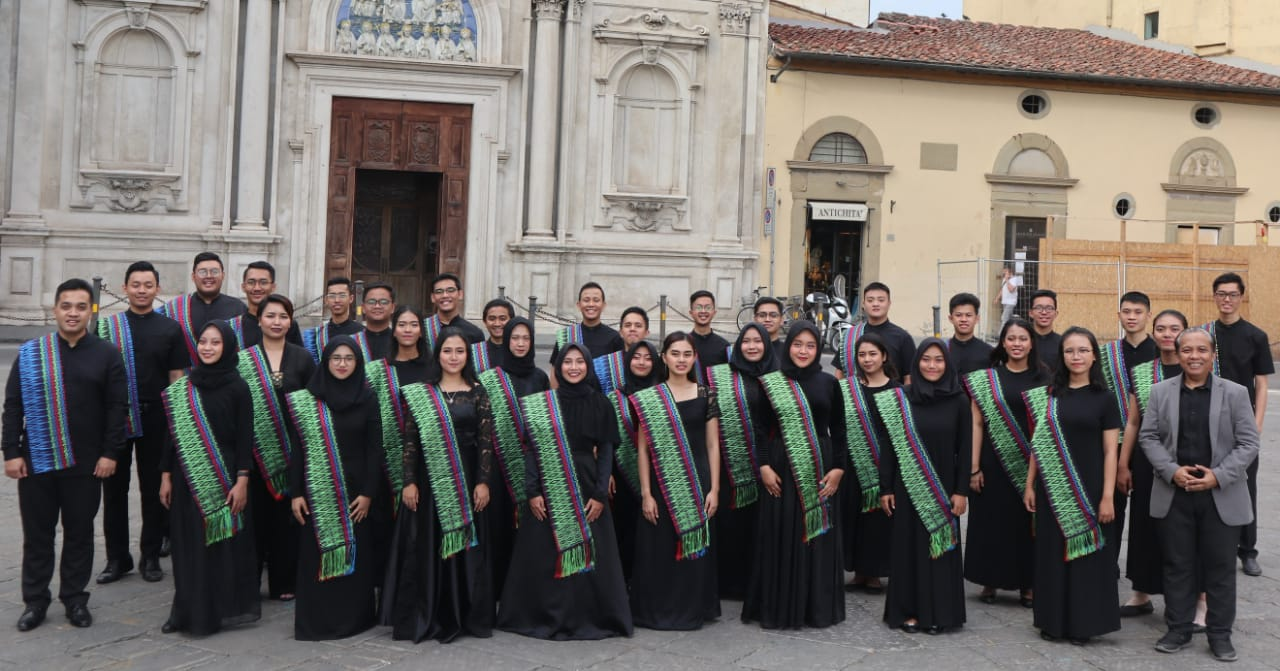 ITS Choir Wins Six Champion Titles in Italy - ITS News