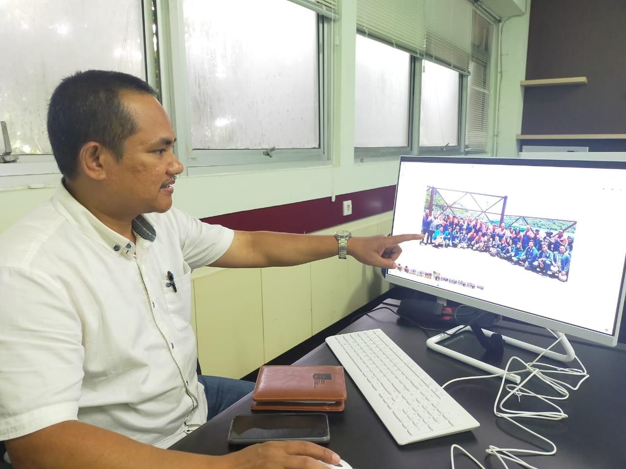 Nur Syahroni ST MT PhD - Ocean FarmITS