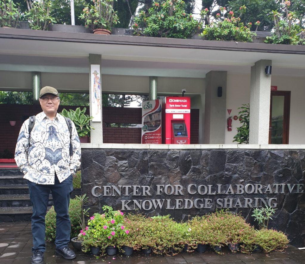 Prof Drs Ec Ir Riyanarto Sarno MSc PhD, guru besar ITS yang masuk dalam Top 2% World Ranking Scientists