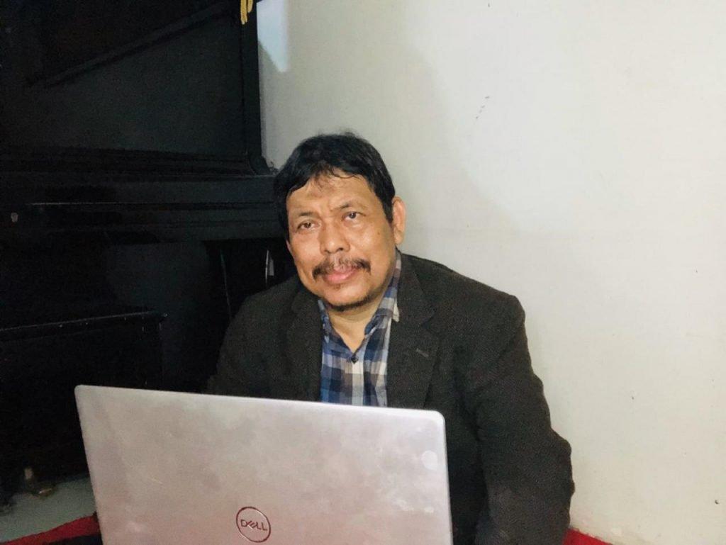 Prof Dr Ir Imam Robandi MT yang terpilih sebagai Ketua Dewan Profesor ITS periode 2021-2025