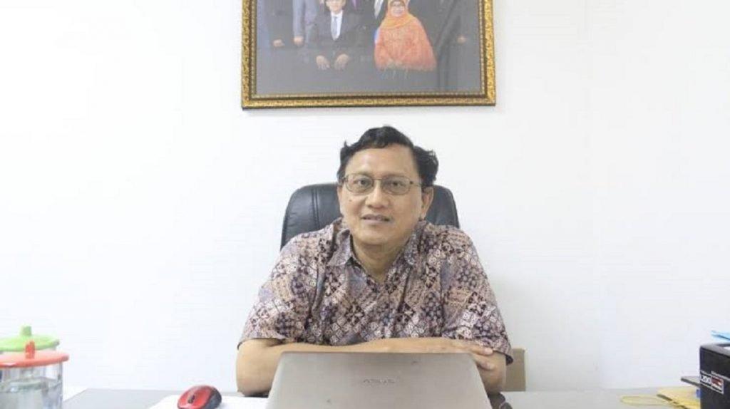 Dekan Fakultas Vokasi ITS Prof Ir Muhammad Sigit Darmawan MEngSc PhD