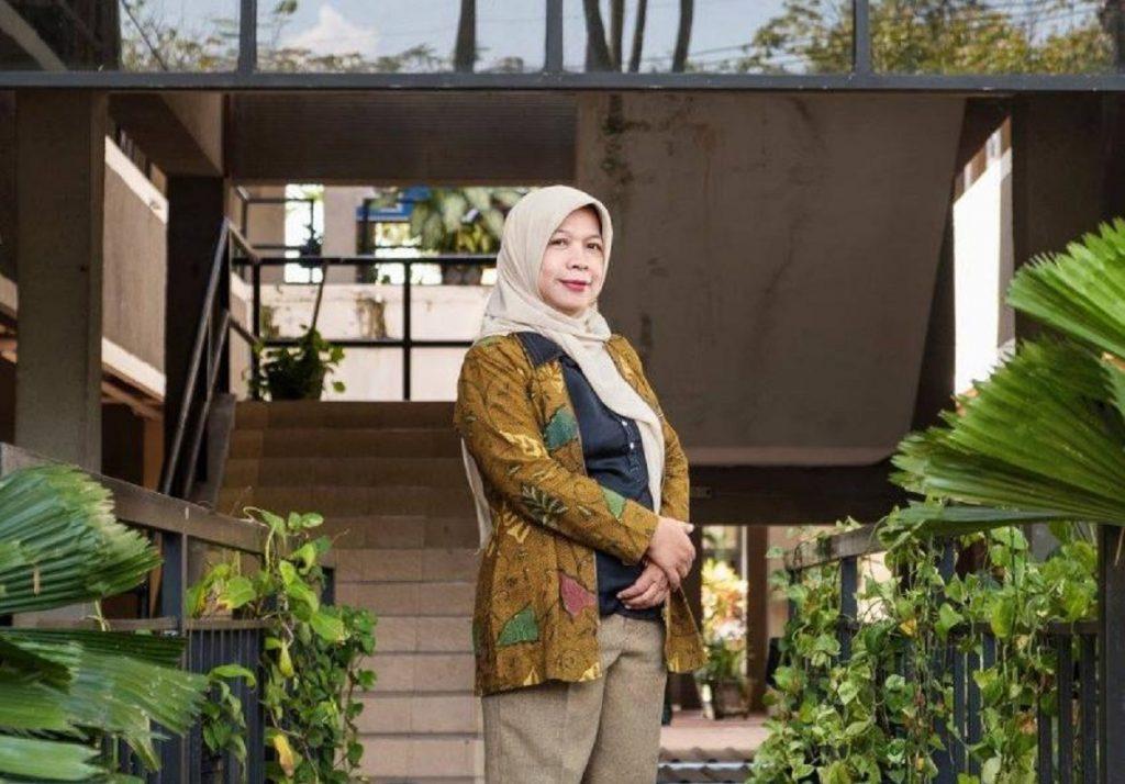 Dr. Dewi Hidayati S.Si, M.Si, Kepala Departemen Biologi ITS