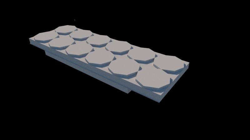 Desain prototipe tangki coselle untuk pendistribusian gas bumi gagasan Anglung Team ITS