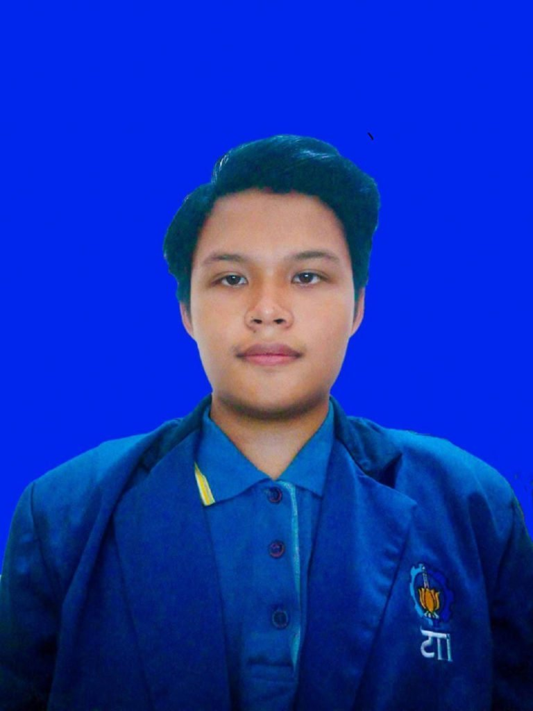 Rifqi Nadhif Arrafid, Mawapres ITS 2021 for the category of Applied Bachelor from the Civil Infrastructure Engineering Department