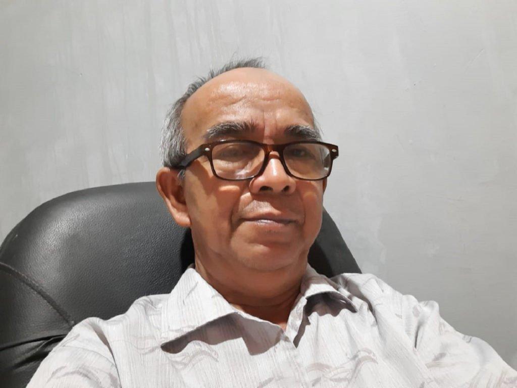 Dr Ir Amien Widodo MSi, pakar geologi dari Pusat Penelitian Mitigasi Kebencanaan dan Perubahan Iklim (MKPI) ITS