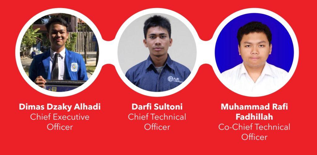 Mahasiswa ITS anggota tim dari Cukurin Indonesia yang lolos dalam pendanaan ASMI 2021