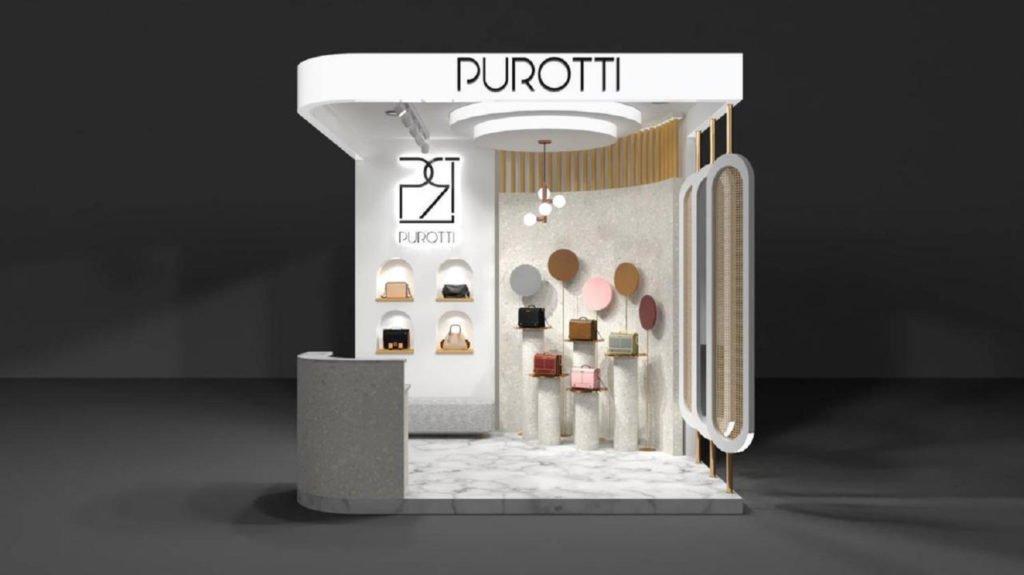 Potret Purotti Booth Design, karya mahasiswa ITS