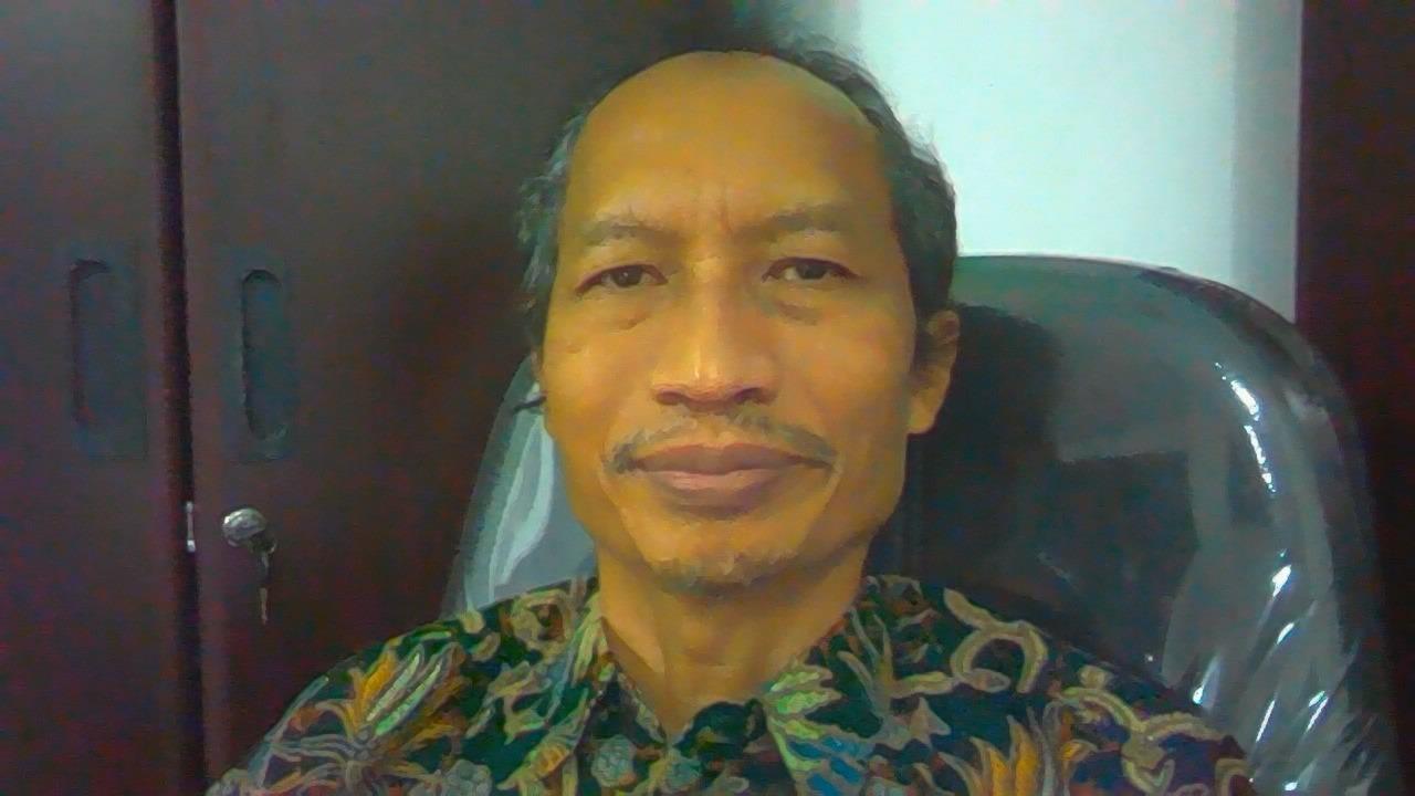 Direktur Inovasi dan Kawasan Sains Teknologi ITS Dr Ir Achmad Affandi DEA