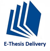 E-Thesis Delivery