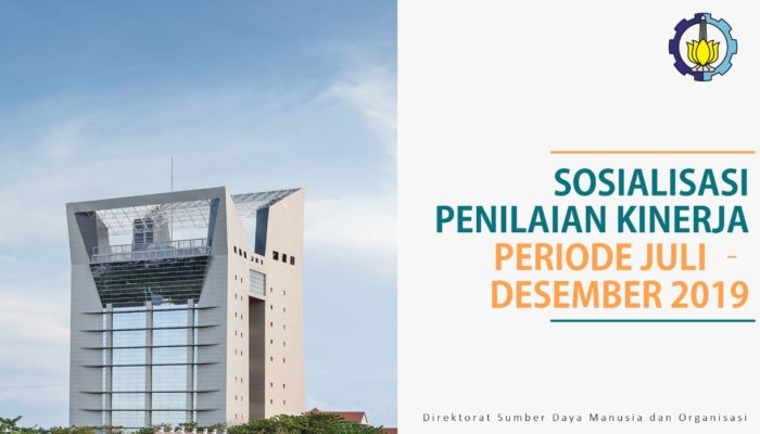 SOSIALISASI PENILAIAN KINERJA 2019