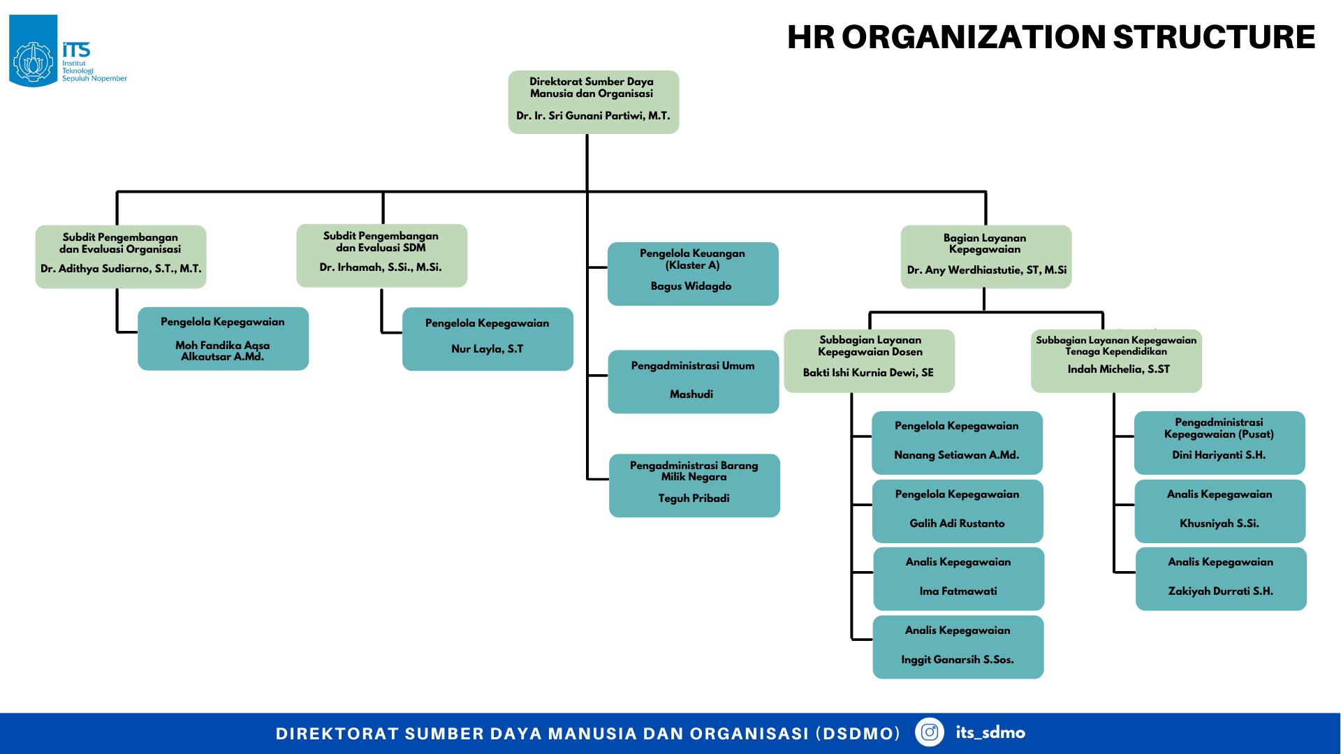 HR Organization Structure