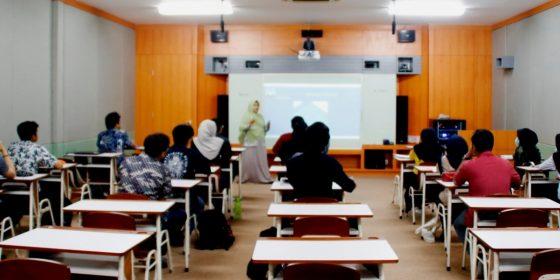 ruang kelas IUP