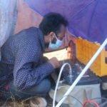 Tim KKN Abmas ITS Bantu Desa Wirotaman Petakan Lokasi Sumber Air