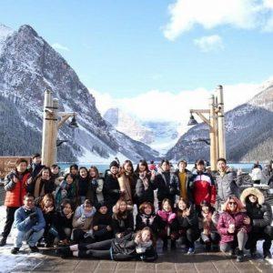 Jelajah Situs Alam ke Banff, Alberta