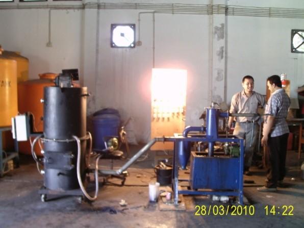 Teknologi Gasifikasi Biomassa Sampah Menjadi Listrik