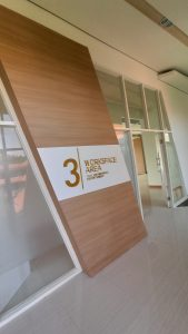 Workspace Area Gate 3rd Floor