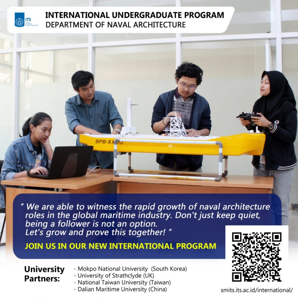 International Undergraduate Program – Department of Naval Architecture