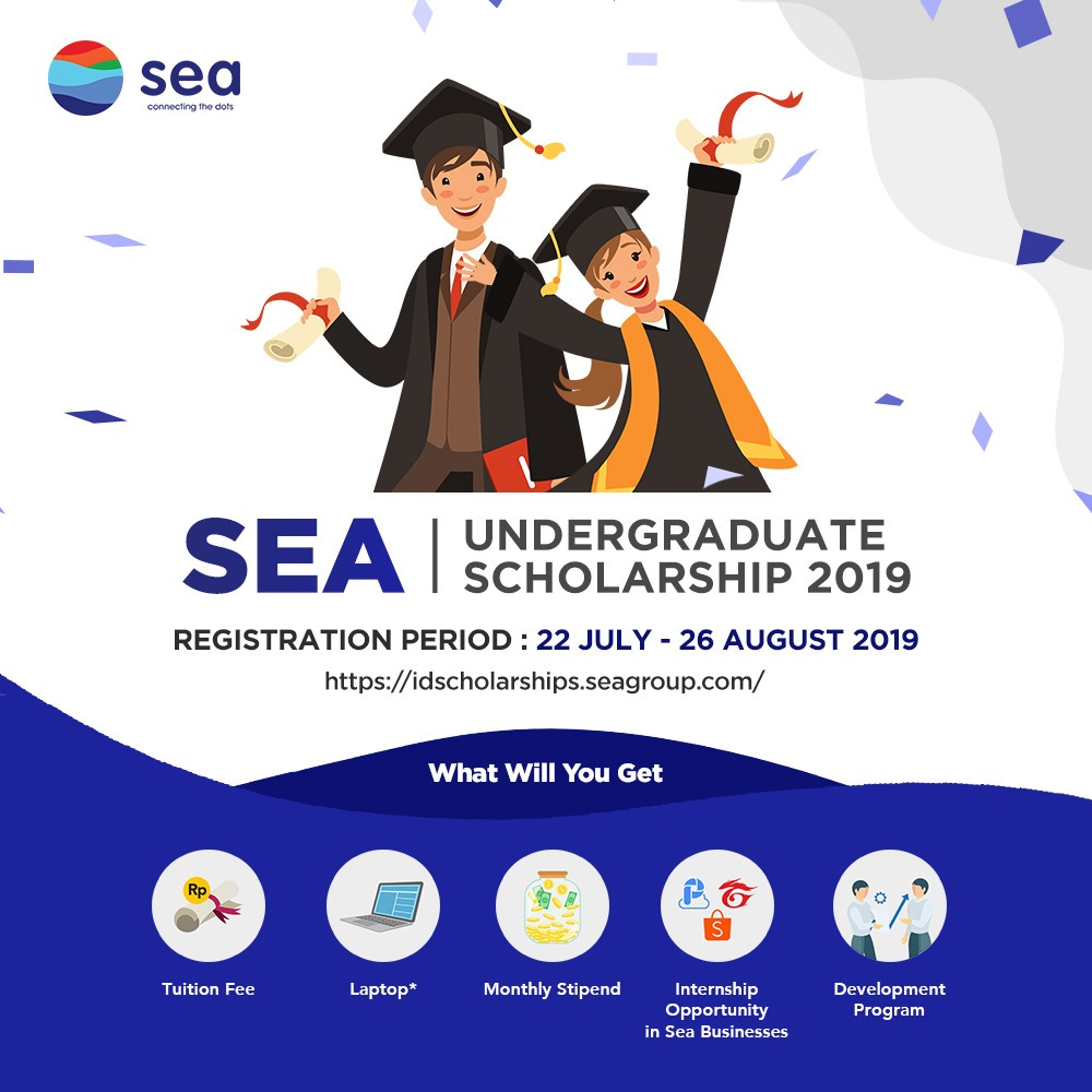 SEA Undergraduate Scholarships 2019