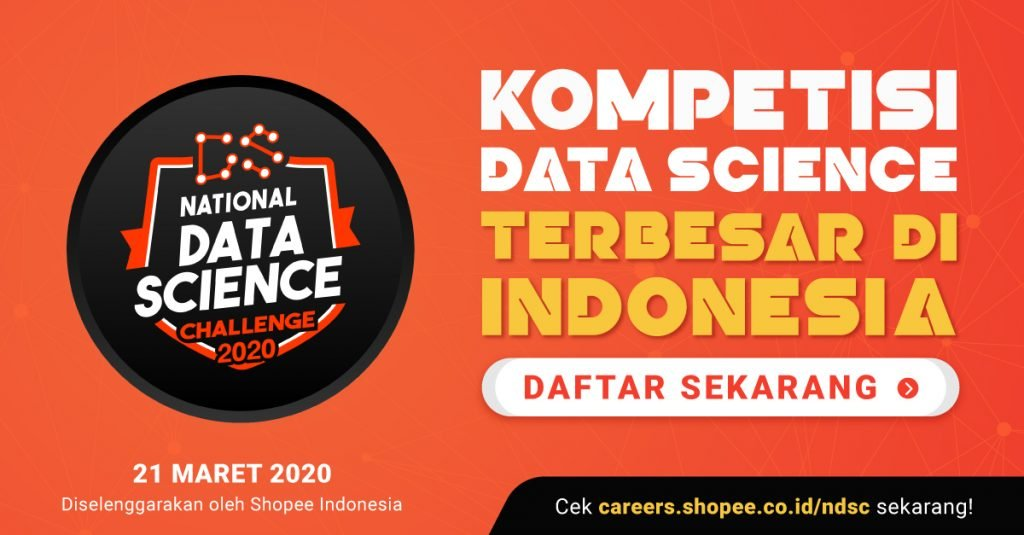 Kompetisi National Data Science Challenge 2020