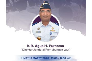 Generale Studium : Ir. R. Agus H. Purnomo