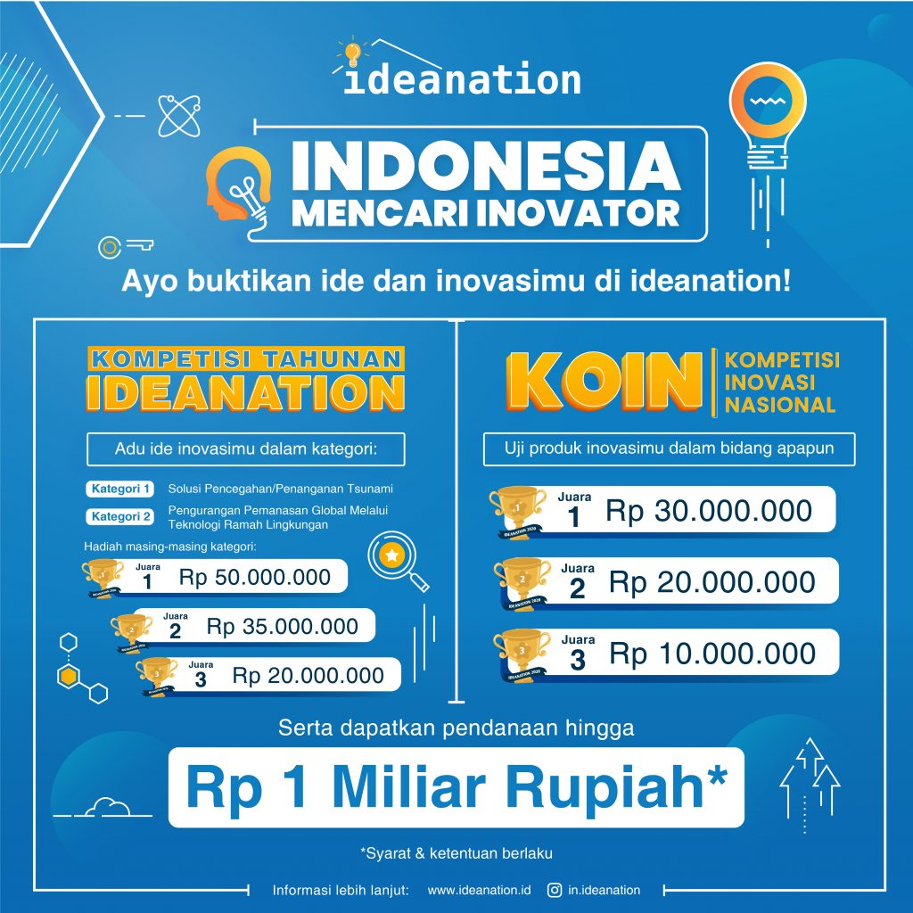 Indonesia is Looking for Innovators!