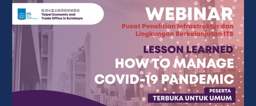 Webinar : How to Manage COVID-19 Pandemic