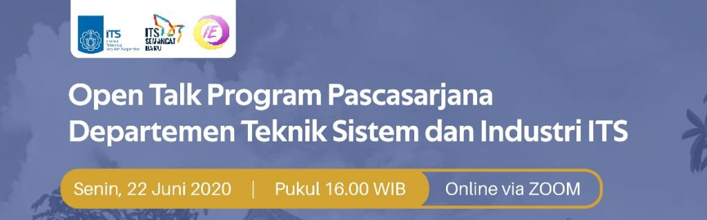 Open Talk DTSI ITS : Master Program