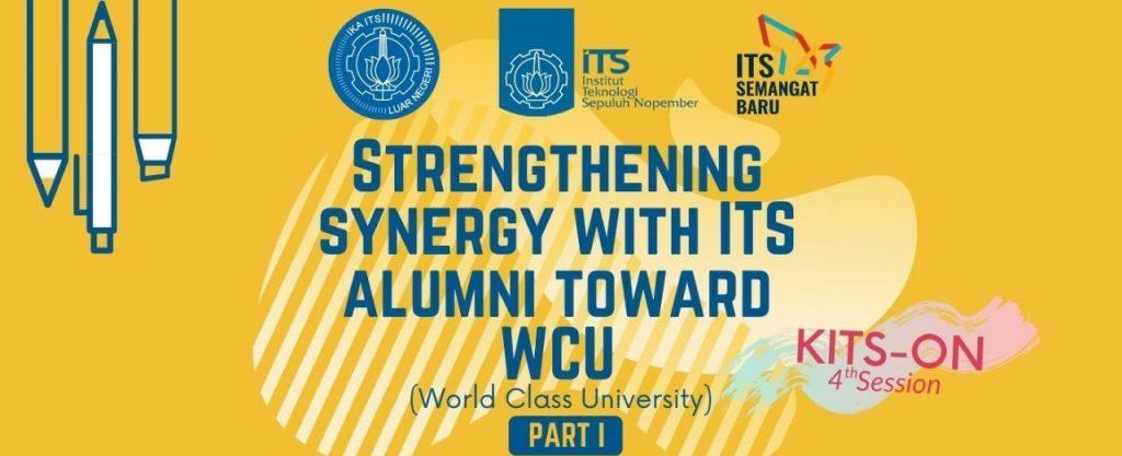 Strengthening Synergy With ITS Alumni Toward WCU