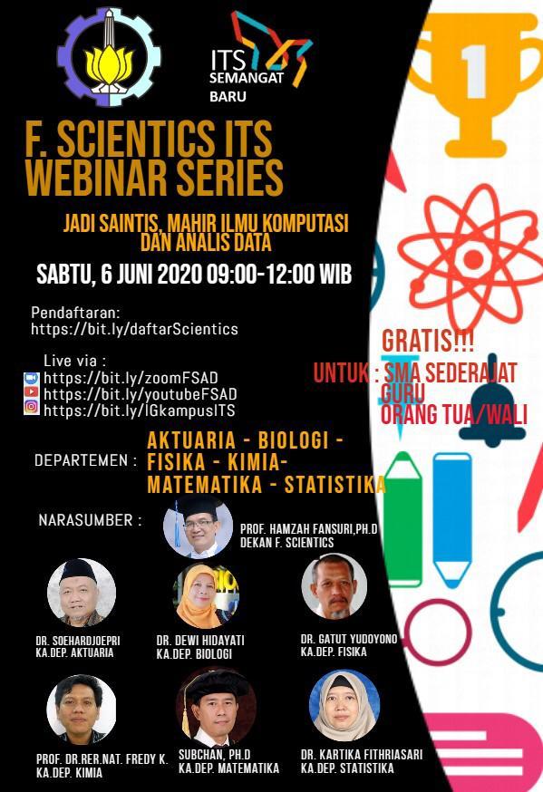 F. Scientics ITS Webinar Series