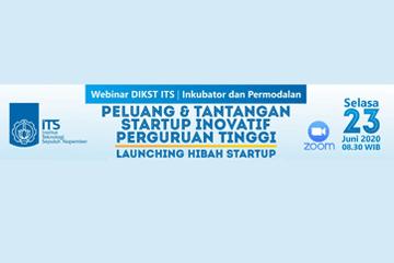 DIKST ITS Webinar : Incubator and Capital