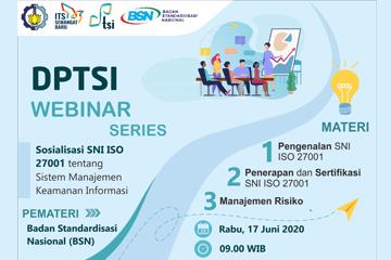 DPTSI Webinar Series
