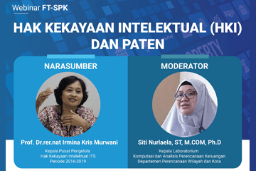 Webinar : Intellectual Property Rights and Patent