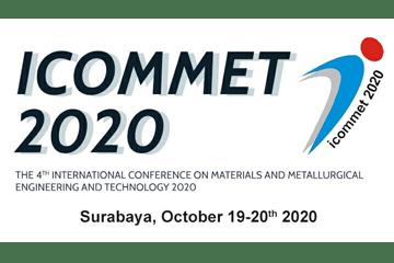 Event Icommet 2020