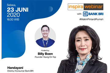 Inspira Webinar : Finding the Meaning of Passion and Purpose in Career