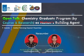 Open Talk : Chemistry Graduate Program