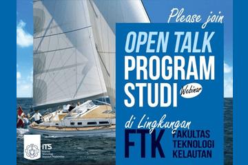 Open Talk Program Studi FTK